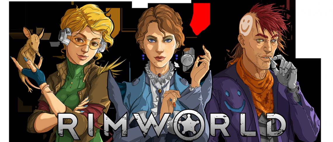ИИ рассказчики в Rimworld