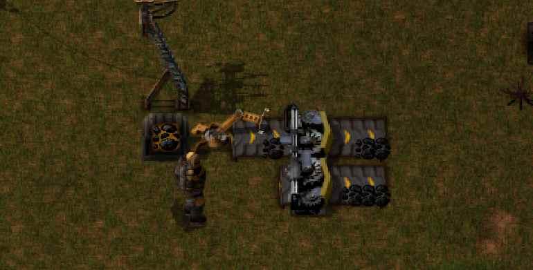 Main » Factorio » Guides » Production Line