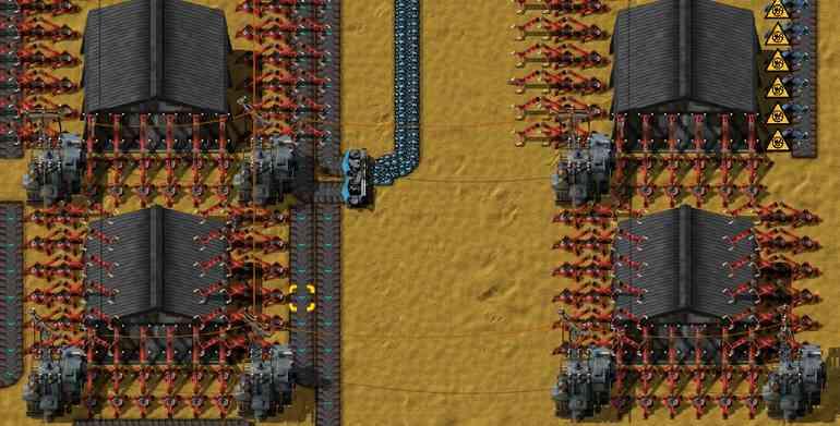 Мод на конвейеры factorio сколько масла в коробку фольксваген транспортер т4
