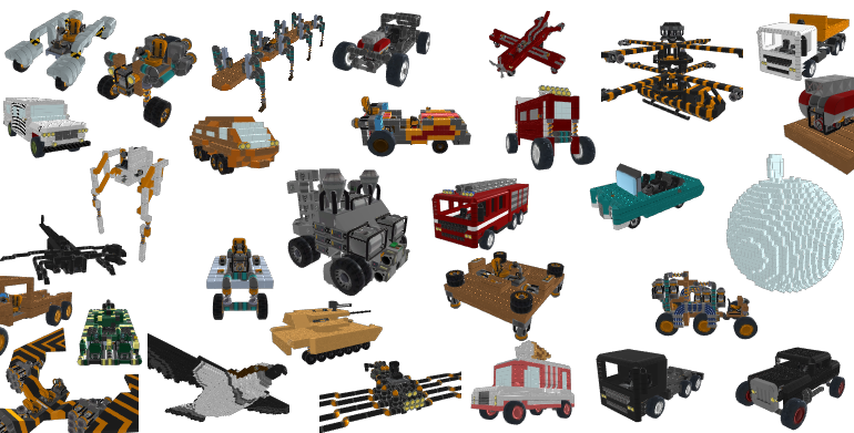Scrap mechanic download buildings and creations from steam lttlword malvernweather Images
