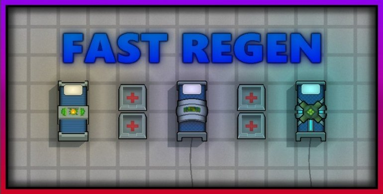 Rimworld mod Fast Regen rimworld ��� fast regen lttlword rimworld fuse box at n-0.co