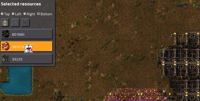 factorio mod Miner Planner