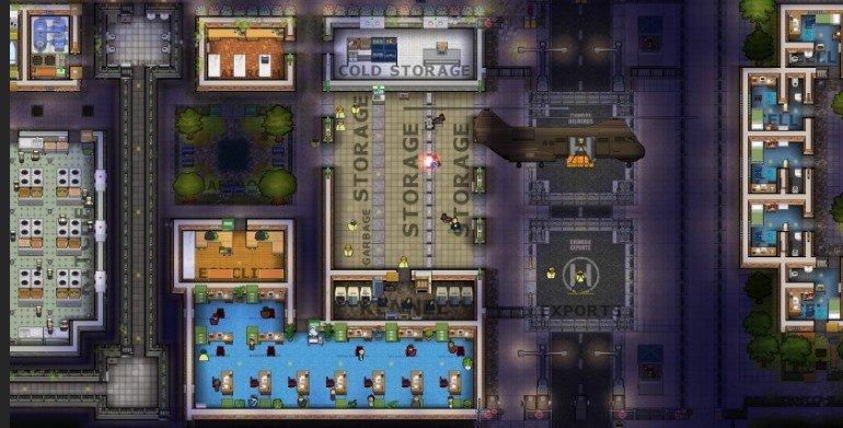 скачать мод на Prison Architect - фото 11