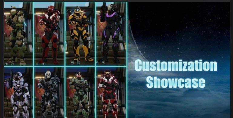 xcom 2 мод Halo Customizable Armors | lttlword
