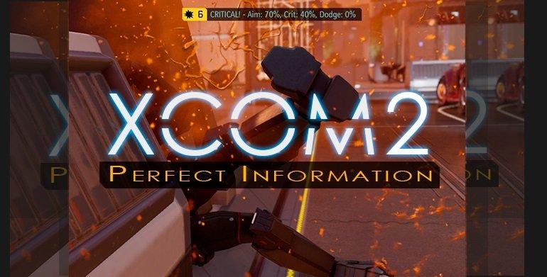 Xcom 2 мод Show Health Values