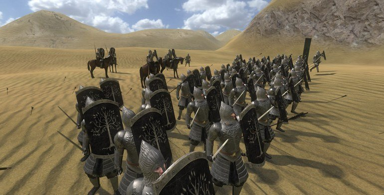 Sword of damoсles warlords мод для warband (mount and blade.