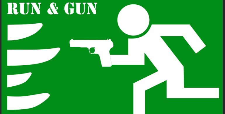 Rimworld мод Run And Gun | lttlword