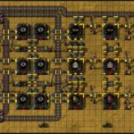 factorio blueprint Tileable Science Production - Early to